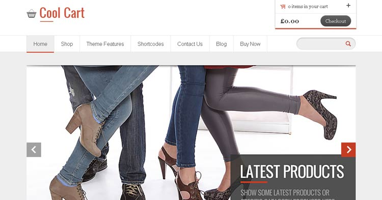 Download CoolCart WooCommerce WordPress Theme now!