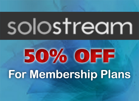 SoloStream Special Offer