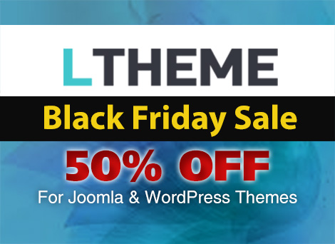 LTheme 50% OFF Deal