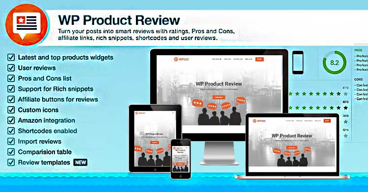 Download WP Product Review WordPress Plugin Now!