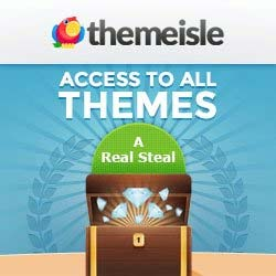 Get 100% access to all Wordpress themes by ThemeIsle