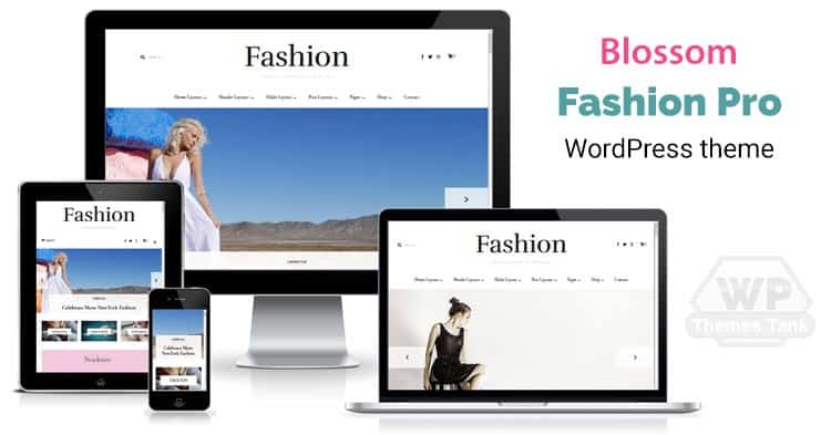 Download Blossomthemes Blossom Fashion Pro Fashion Blog, Lifestyle Blog, Travel Blog, Coaching Blog, Food Blog / Recipe Blog WordPress theme