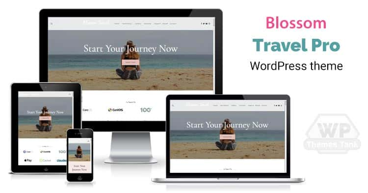 BlossomThemes - Download Blossom Travel Pro WordPress Theme for Female Travel or Lifestyle Bloggers