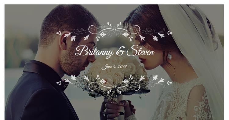 Download Blossom Wedding Pro Marriage Invitation WP Theme Now!