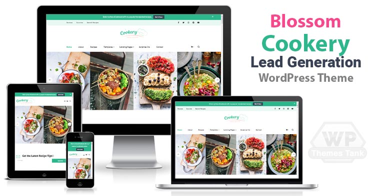 Download BlossomThemes - Blossom Cookery - Recipe Lead Generating WordPress Theme for Food Bloggers, Food Blogs, Recipe Blogs