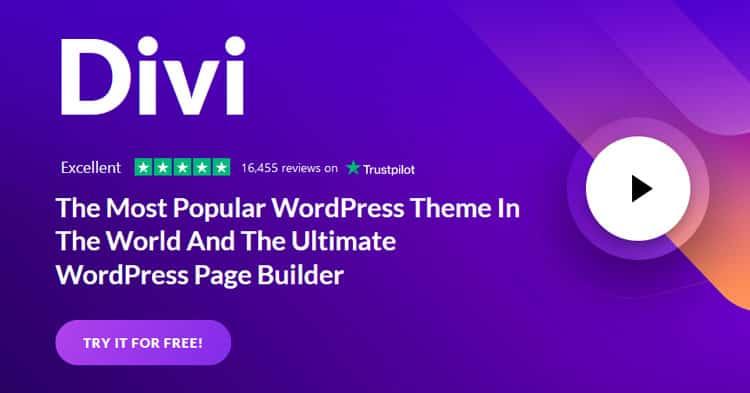 Download Divi Page Builder WordPress Theme Now!